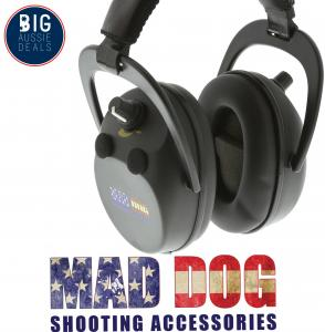 EARMUFFS SHOOTING ELECTRIC GUN HUNTING ACTIVE VOLUME HEARING NOISE PROTECTION