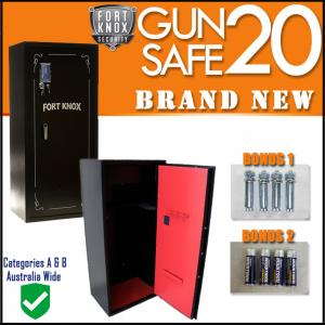 20 GUN SAFE DIGITAL