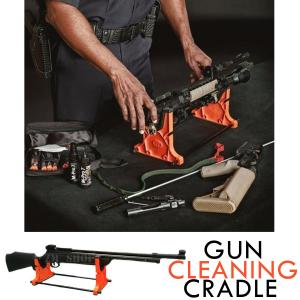 Hoppe's 9 HCC Gun Cleaning Cradle Gun accessories Bipod free shipping M2608