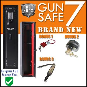 7 GUN SAFE - DIGITAL BONUS