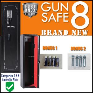 8 GUN SAFE DIGITAL