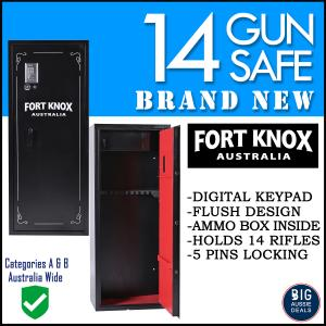 14 GUN SAFE DIGITAL